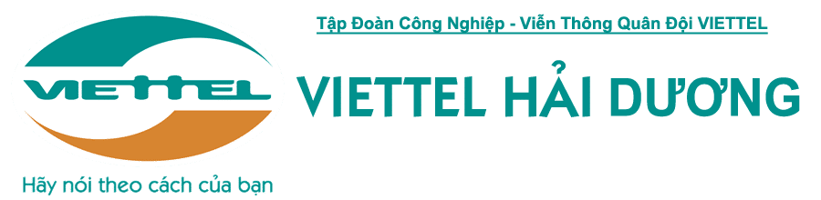 Viettel Hải Dương – Lắp đặt Internet Viettel – Lắp Mạng Viettel